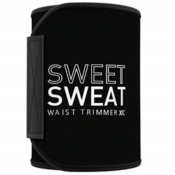 Sweet Sweat Waist Trimmer 'Xtra-Coverage' for Men & Women