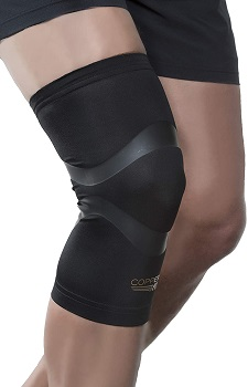 Copper Fit Pro Series Compression Knee Sleeve by Copper Fit Store