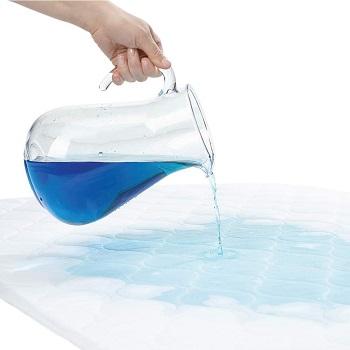 Gorilla Grip Slip -Resistant Leak Proof Mattress - Waterproof Bed Sheet
