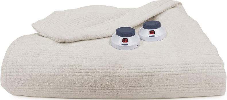 Perfect Fit Electric Heated Warming Blanket