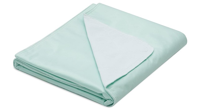 Reusable Commercial Quality Ultra Waterproof Bed Sheet  by Royal Heritage Home