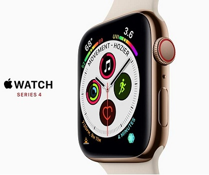 Apple watch 4 Fitness Tracker With Heart Rate Monitor