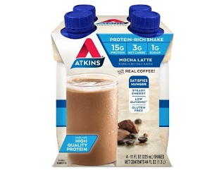 Atkins- Protein Rich Shake - Best Meal Replacement Shakes For Diabetics