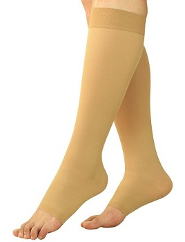 BeVisible Sports Maternity Compression Socks