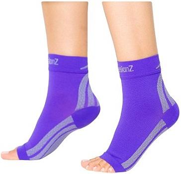 CompressionZ Socks for plantar fsciitis
