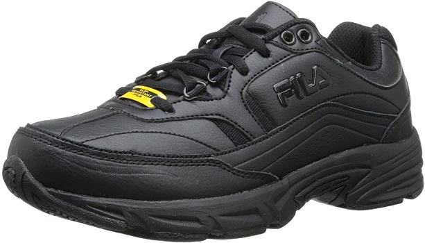 Fila Womens Memory Workshift Non-Slip Restaurant Shoes