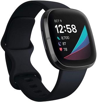 Fitbit Sense Advanced - FDA Approved ECG Smartwatch