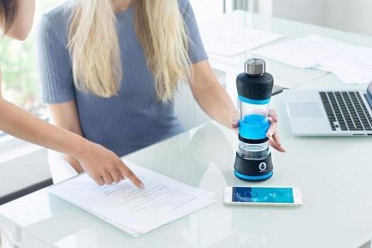 H2OPal Smart Water Bottle Hydration Trackear