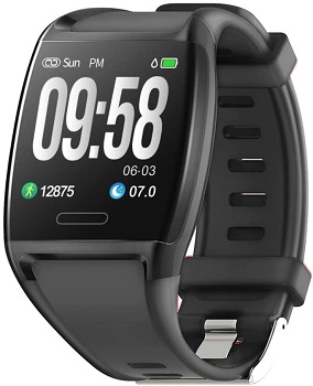 Halfsun Fitness Tracker Smartwatch For Blood Pressure