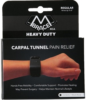 M BRACE RCA Carpal Tunnel Wrist Pain Relief