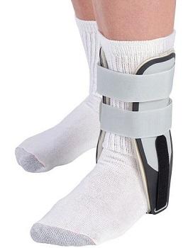 Muller Stirrup ankle brace for achilles tendonitis