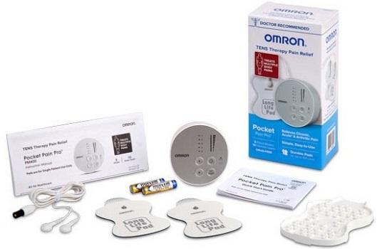 Omron Pocket Pain Pro Tens Unit (Pm400)