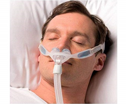 PR NuancePro Gel Nasal Pillow Mask