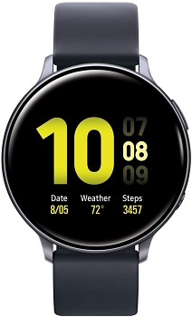 Samsung Galaxy Smartwatch For Blood Pressure