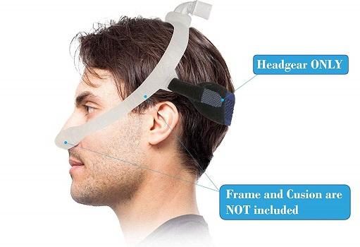 Suppotto Belt Perfect Pillow CPAP Headgear