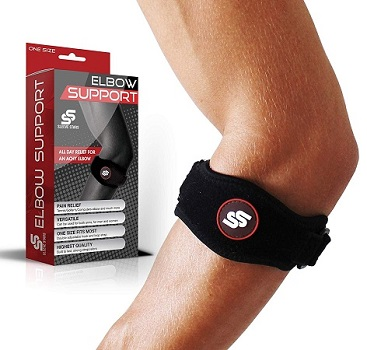 SS Tennis Elbow Brace with Compression Pad