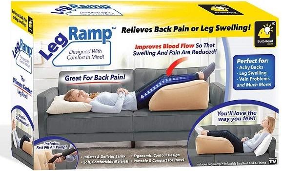 Under Knee Pillow for Sleeping On Back