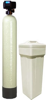 DuraWater 64k-56sxt-10al 64,000 grain water softener, Almond