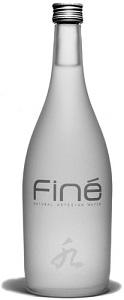 Finé Water - $5.00 (750ml)