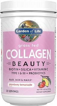 Garden of Life Grass Fed Collagen Beauty