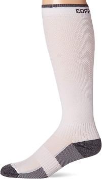 Copper Fit Energy 2.0 Knee High Compression Socks
