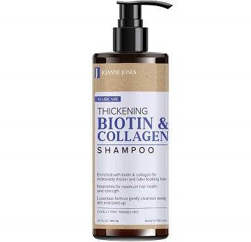 Joanne Jones Thickening Biotin & Collagen Shampoo