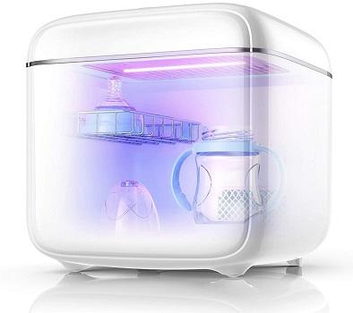 UV Light Sanitizer UV Sterilizer Box CPAP Cleaner Machine