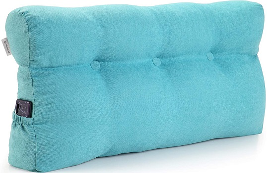 Vekkia Large Triangular Bed Rest Positioning Support Pillow