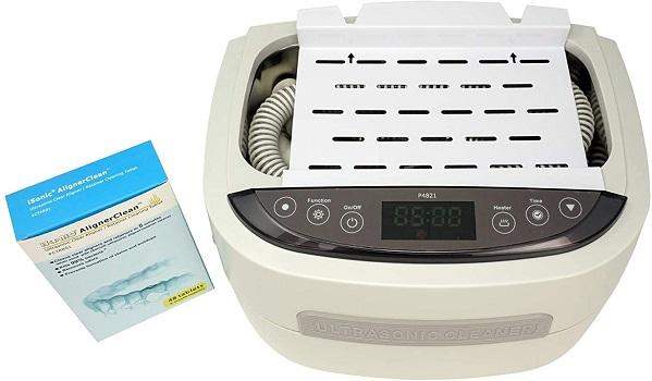 iiSonic Ultrasonic CPAP Deep Cleaner machine