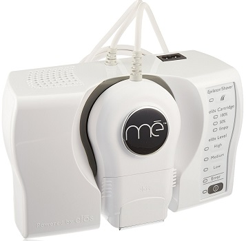 Mē Smooth Permanent Hair Reduction Device with FDA Cleared elōs Technology