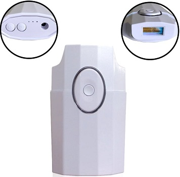 MyM Newest Model Hair Removal Device Permanent Light-Based Face and Body