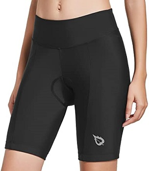 BALEAF Cycling Shorts With Padding For Women