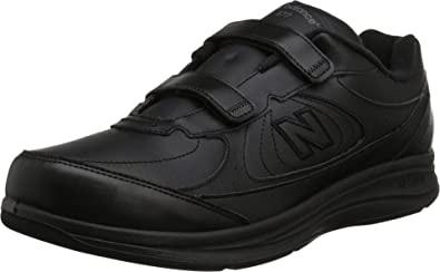 New Balance Men's 577 V1 Walking Velcro Shoes for Elderly