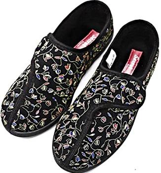 Orhoshoes Women's Diabetic Slippers