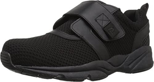 Propet Men's Stability X Strap Sneaker Velcro Shoes for Elderly