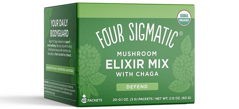 Four Sigmatic Chaga Mushroom powder