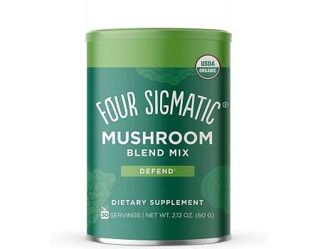 Four Sigmatic Mushroom Blend