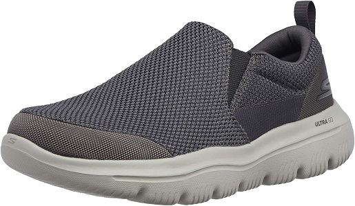Skechers men's Go Walking Shoes For Elderly With Balance Problems