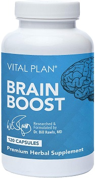 Vital Plan Supplement Dr. Bill Rawls