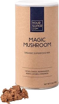 Your super magic mushroom powder
